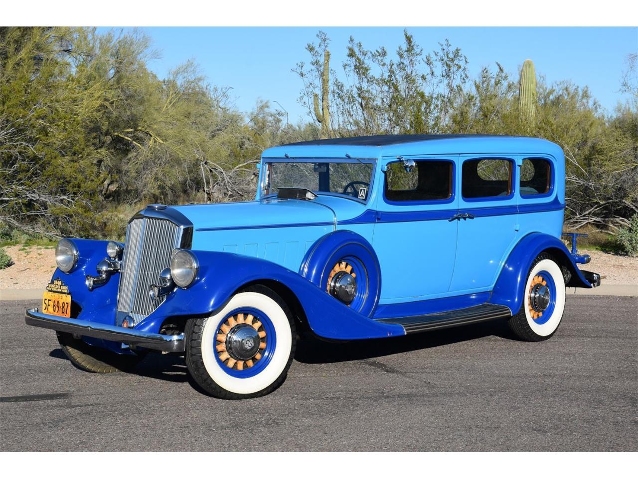 1933 Pierce-Arrow 836 (CC-1330375) for sale in Cave Creek, AZ