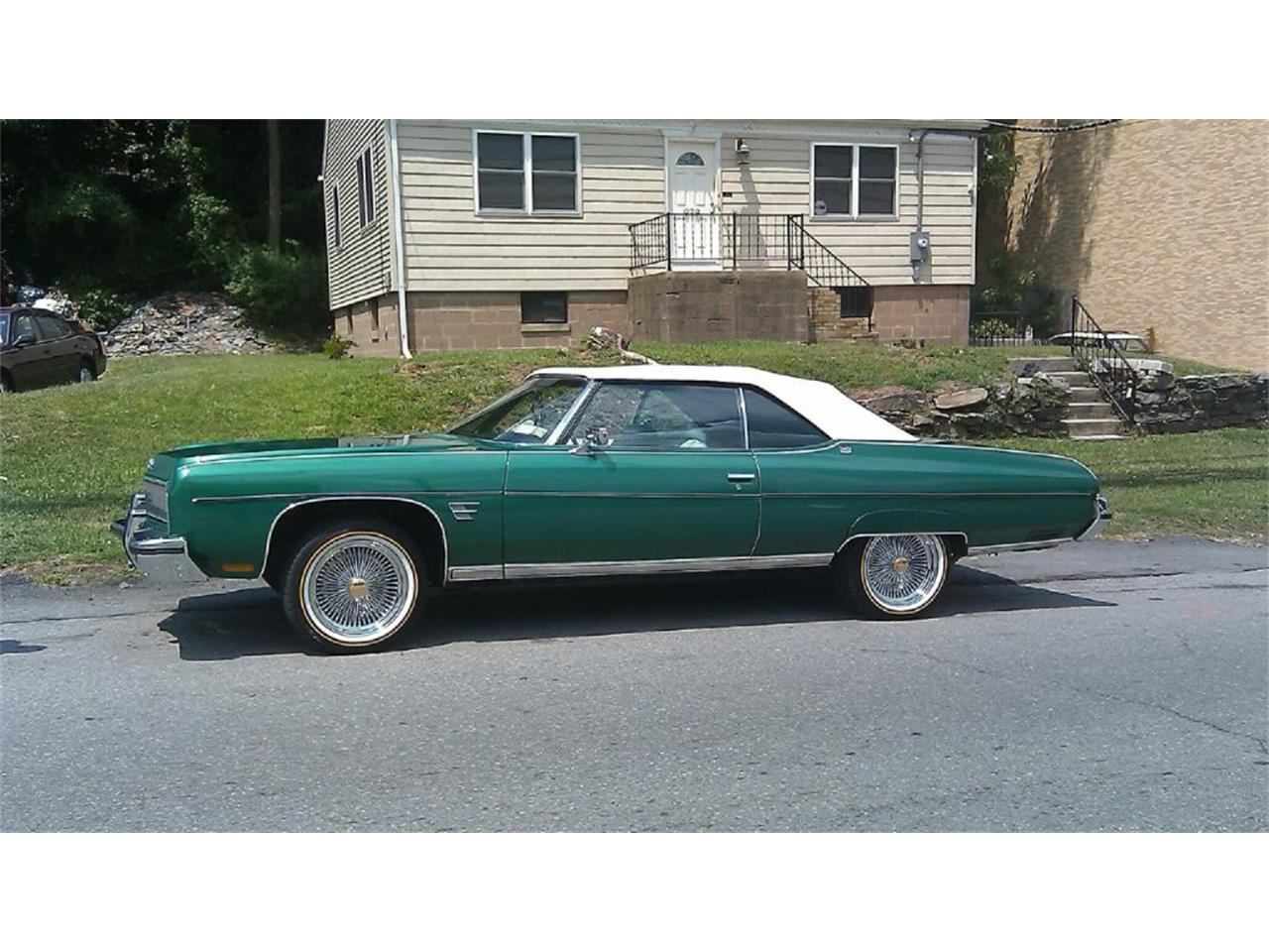 1973 Chevrolet Caprice (CC-1333757) for sale in West Pittston, Pennsylvania