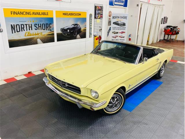 1965 Ford Mustang (CC-1333764) for sale in Mundelein, Illinois