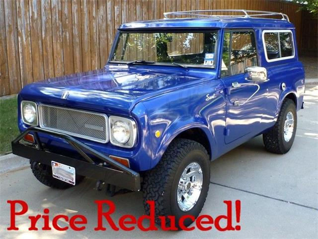 1970 International Scout (CC-1333767) for sale in Arlington, Texas