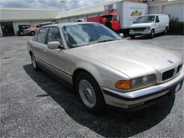 1998 BMW 7 Series (CC-1333797) for sale in Miami, Florida
