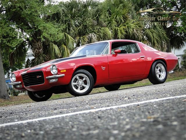 1972 Chevrolet Camaro (CC-1333798) for sale in Palmetto, Florida