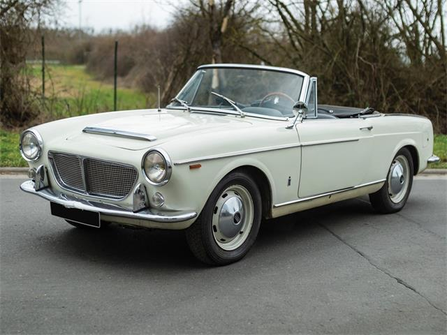 1962 Fiat 1500 S Cabriolet (CC-1330383) for sale in Essen, Germany