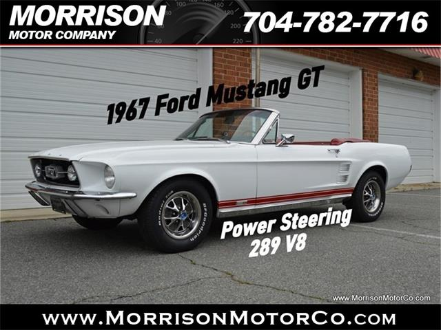 1967 Ford Mustang (CC-1333846) for sale in Concord, North Carolina