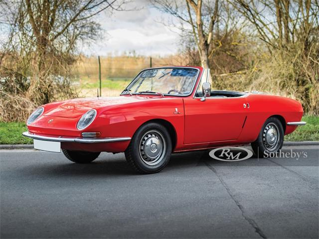 1967 Fiat 850 (CC-1330386) for sale in Essen, Germany