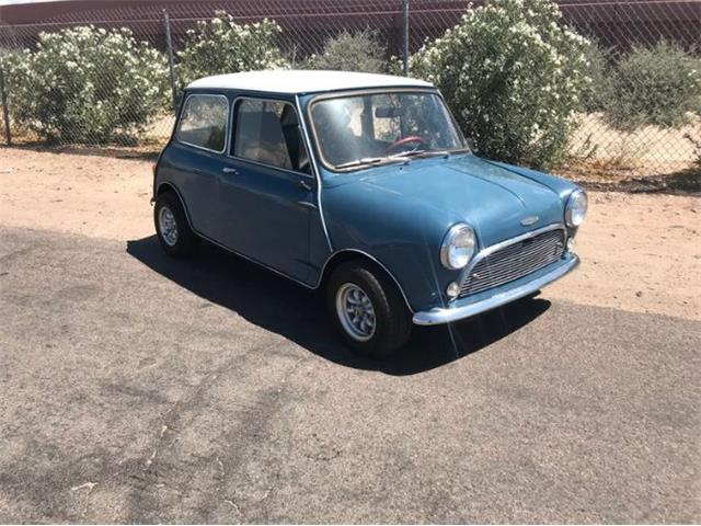 1967 Austin Mini Cooper (CC-1333872) for sale in Cadillac, Michigan