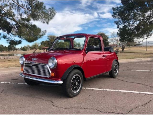 1986 Austin Mini (CC-1333874) for sale in Cadillac, Michigan