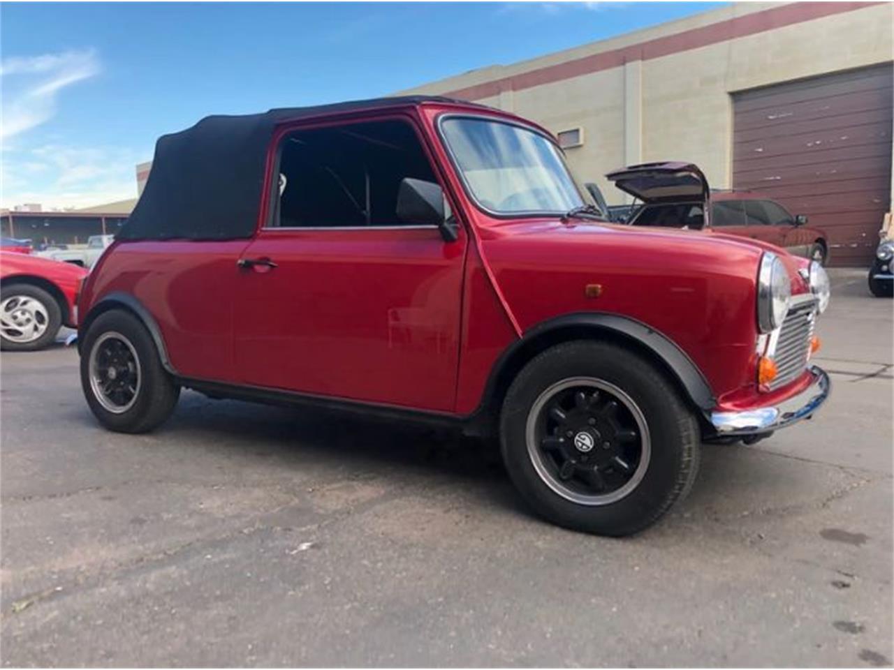 1986 Austin Mini (CC-1333874) for sale in Cadillac, Michigan