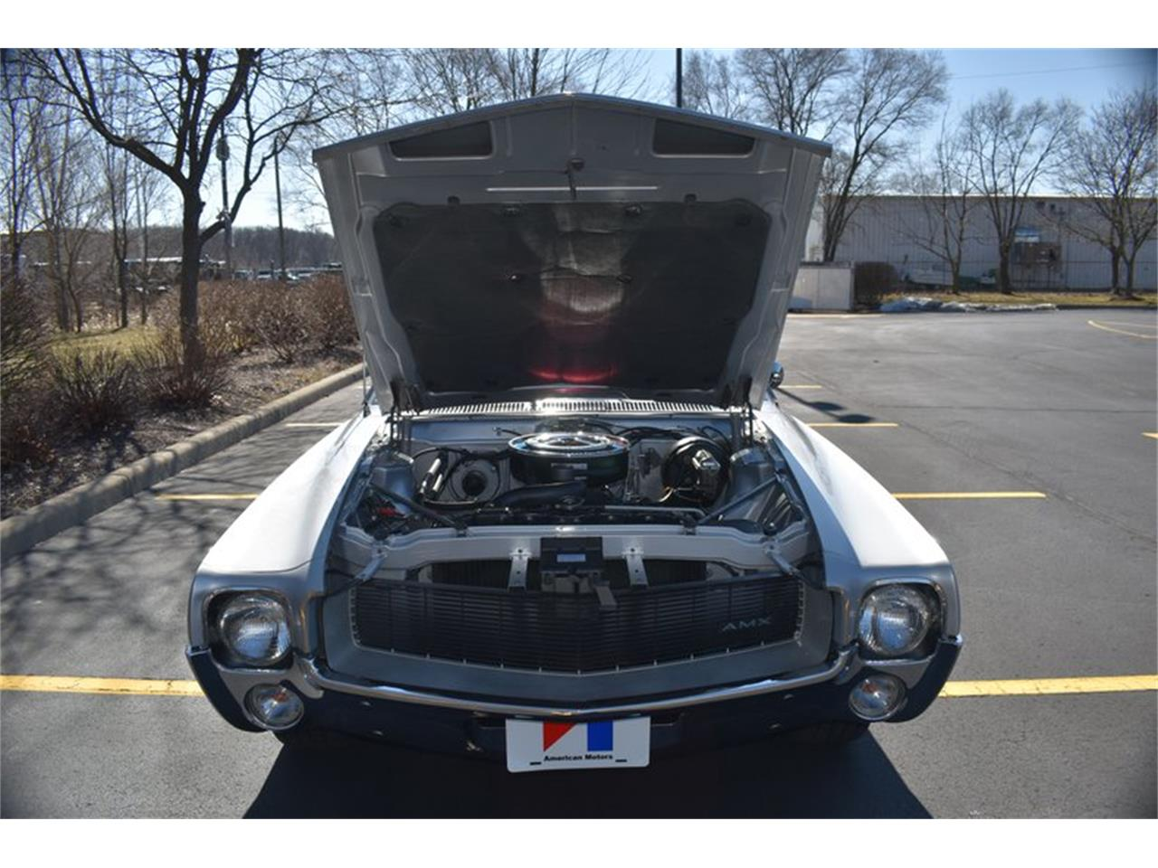 1968 AMC AMX (CC-1333885) for sale in Elkhart, Indiana