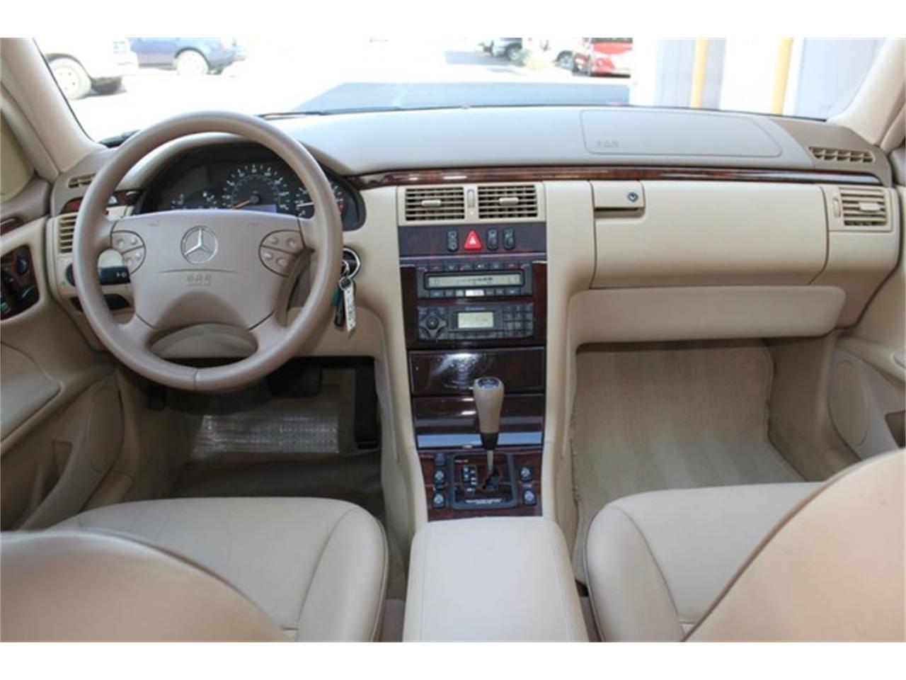 2000 Mercedes-Benz E-Class (CC-1330039) for sale in Scottsdale, Arizona