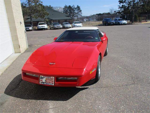 1986 Chevrolet Corvette (CC-1333905) for sale in Ham Lake, Minnesota