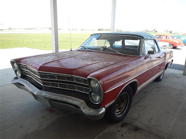 1967 Ford Galaxie 500 (CC-1333911) for sale in Celina, Ohio