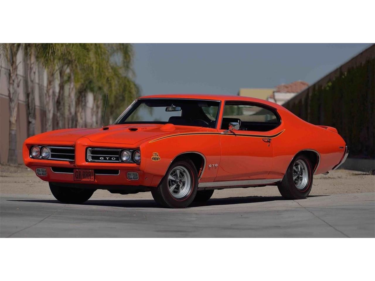 1969 Pontiac GTO (CC-1333915) for sale in Carrollton, Texas