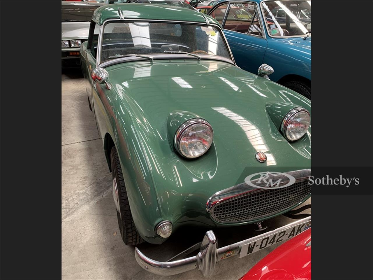 1960 Austin-Healey Sprite (CC-1330392) for sale in Essen, Germany
