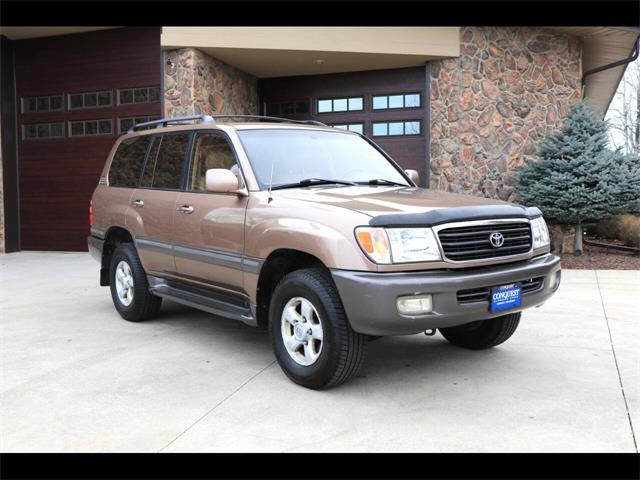 2000 Toyota Land Cruiser FJ (CC-1333922) for sale in Greeley, Colorado