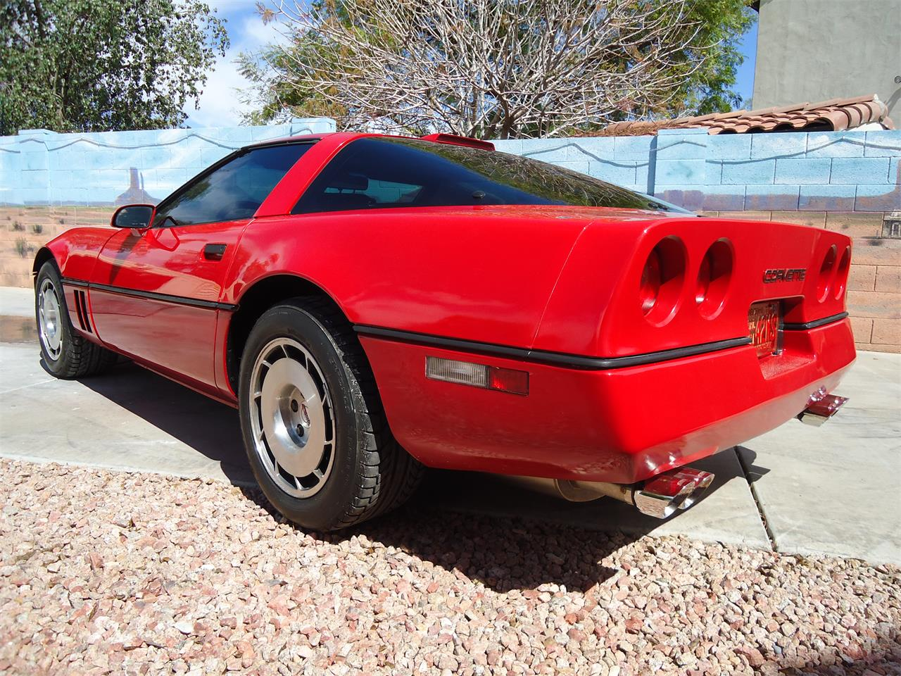1986 Chevrolet Corvette (CC-1333937) for sale in Phoenix, Arizona