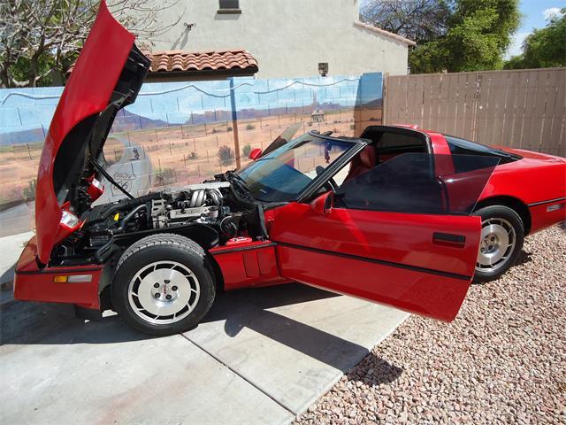 1986 Chevrolet Corvette (CC-1333937) for sale in Phoenix, Arizona