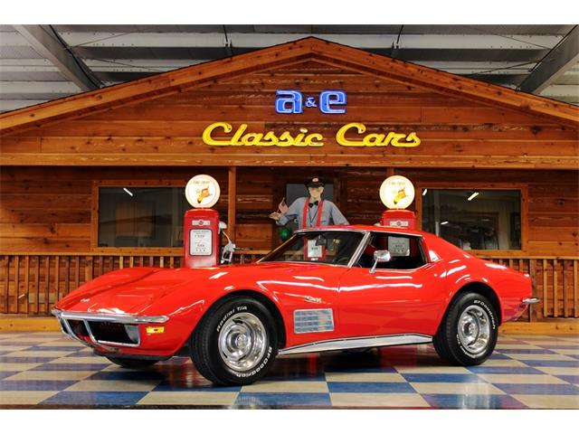 1971 Chevrolet Corvette (CC-1333942) for sale in New Braunfels, Texas