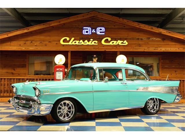 1957 Chevrolet 210 (CC-1333945) for sale in New Braunfels , Texas