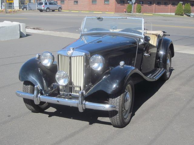 1953 MG TD (CC-1333948) for sale in Stratford, Connecticut