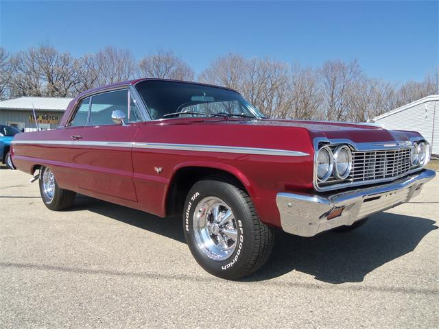 1964 Chevrolet Impala (CC-1333954) for sale in Jefferson, Wisconsin