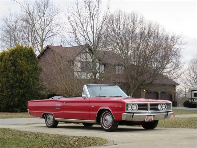 1966 Dodge Coronet (CC-1333972) for sale in Kokomo, Indiana
