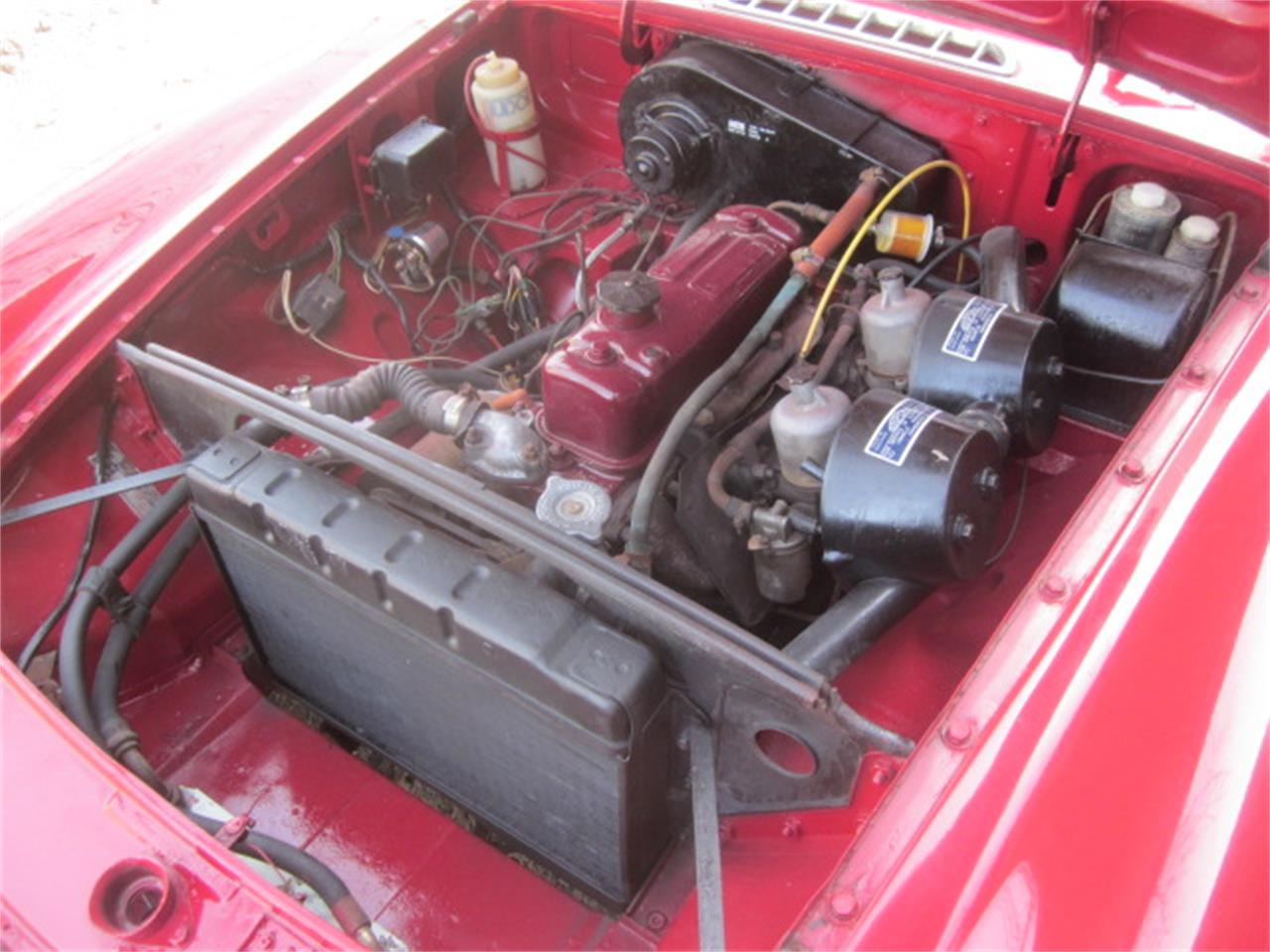 1963 MG MGB (CC-1334008) for sale in Stratford, Connecticut