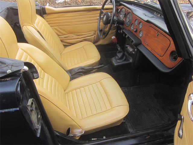 1970 Triumph TR6 (CC-1334009) for sale in Stratford, Connecticut