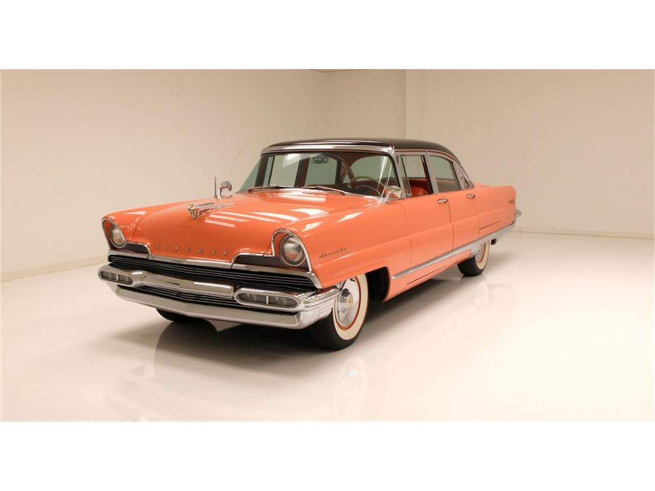 1956 Lincoln Premiere (CC-1334023) for sale in Morgantown, Pennsylvania