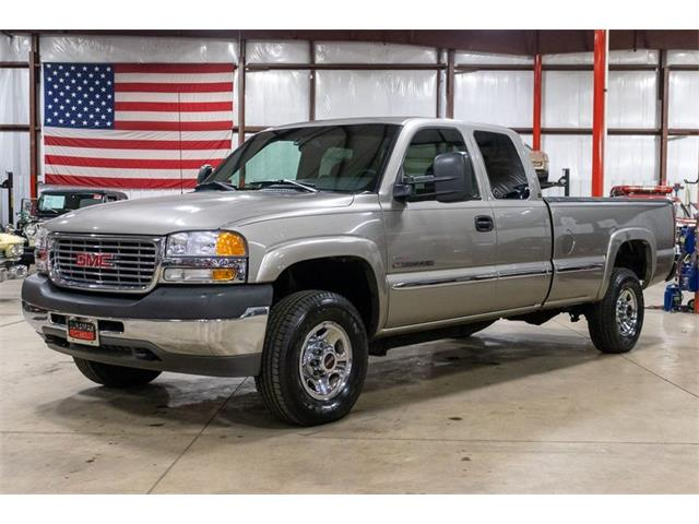 2001 GMC Sierra (CC-1334026) for sale in Kentwood, Michigan