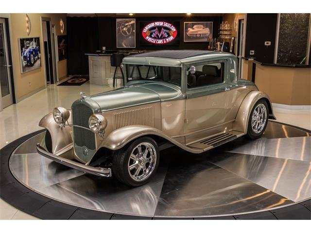 1931 Plymouth Coupe