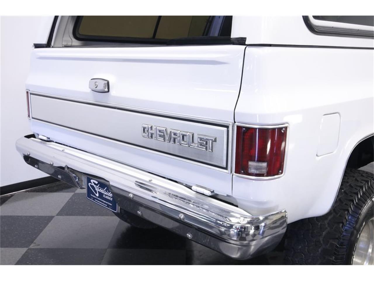 1986 Chevrolet Blazer (CC-1334056) for sale in Lutz, Florida
