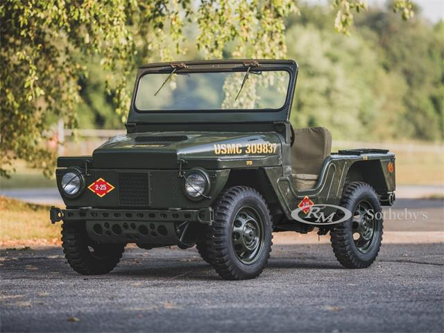 1963 Military Jeep (CC-1334094) for sale in Elkhart, Indiana