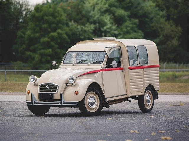 1966 Citroen 2CV (CC-1334095) for sale in Elkhart, Indiana