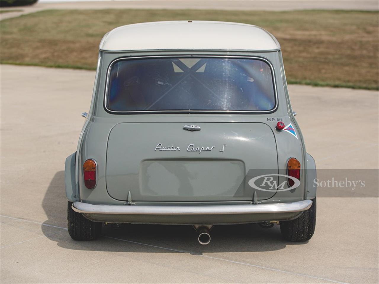 1963 Austin Mini Cooper (CC-1334097) for sale in Elkhart, Indiana