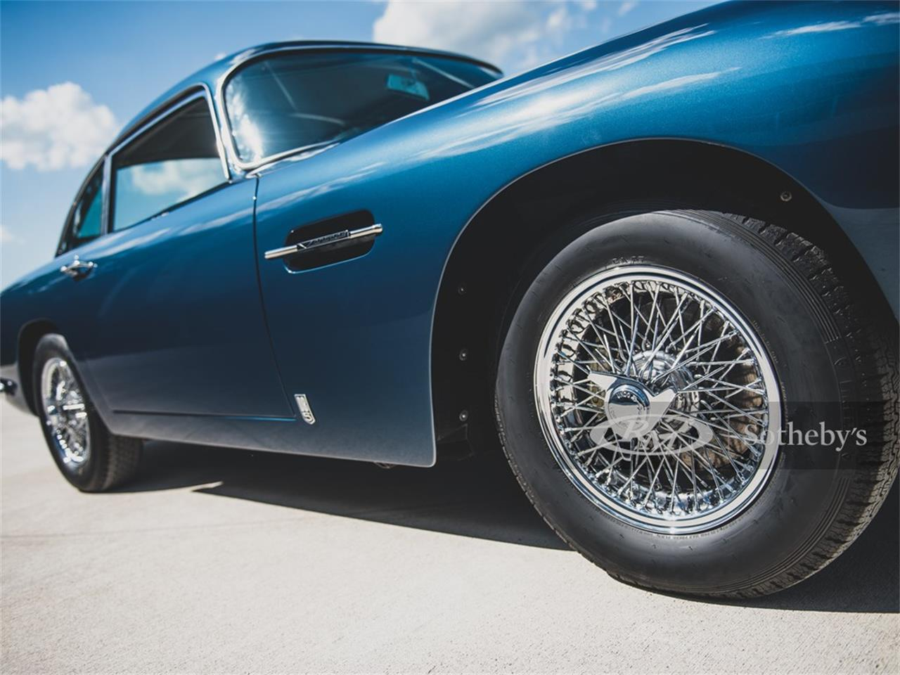 1964 Aston Martin DB5 (CC-1334102) for sale in Elkhart, Indiana