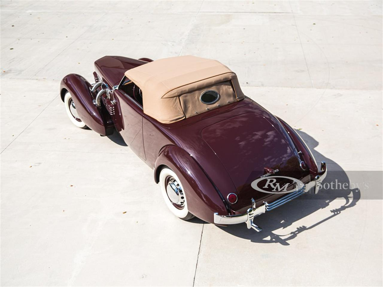 1937 Cord 812 (CC-1334104) for sale in Elkhart, Indiana