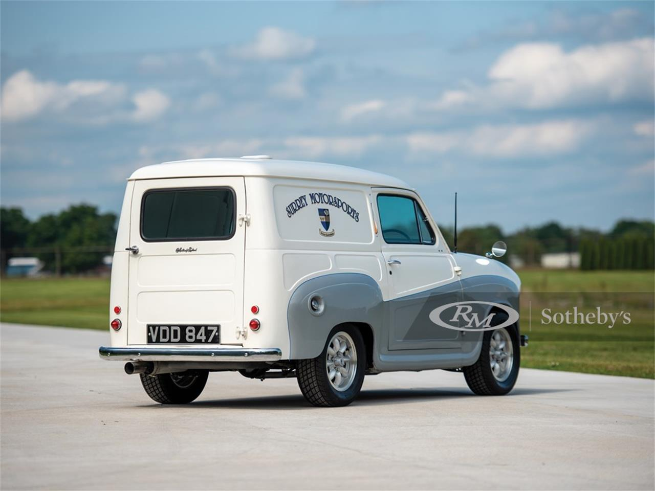 1958 Austin A35 (CC-1334108) for sale in Elkhart, Indiana