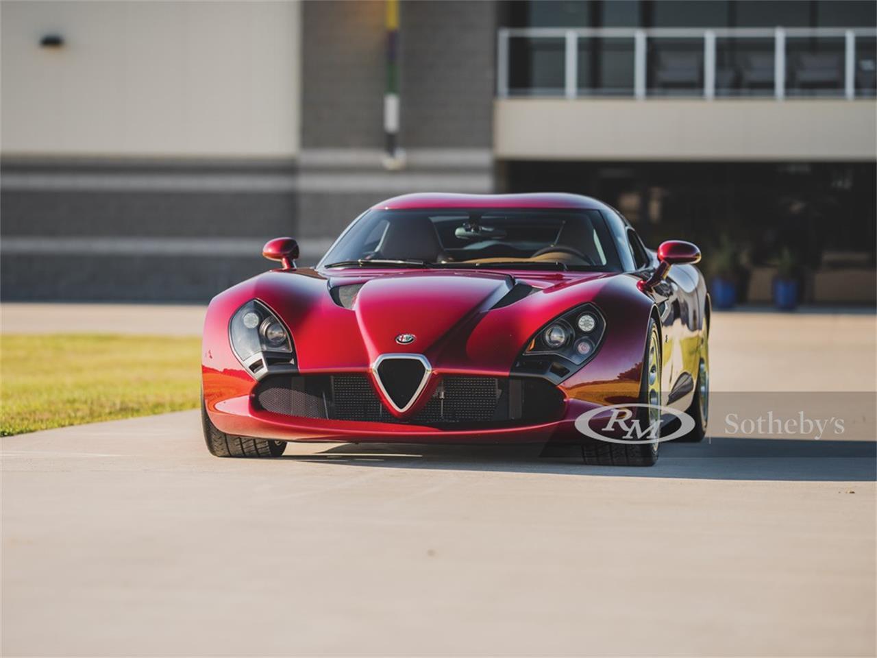 2010 Alfa Romeo TZ3 Stradale (CC-1334115) for sale in Elkhart, Indiana