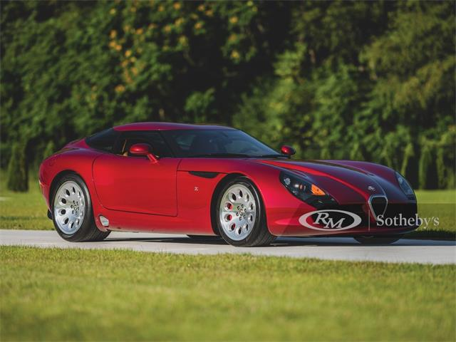 2010 Alfa Romeo TZ3 Stradale (CC-1334115) for sale in Elkhart, Indiana