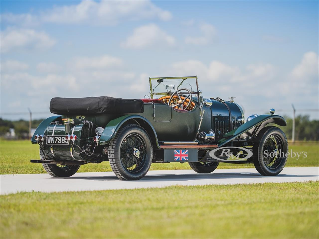 1924 Bentley 3-Litre (CC-1334116) for sale in Elkhart, Indiana