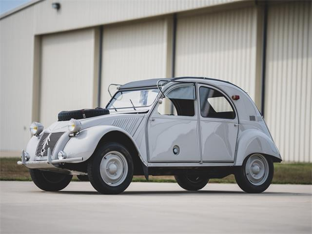 1963 Citroen 2CV (CC-1334118) for sale in Elkhart, Indiana
