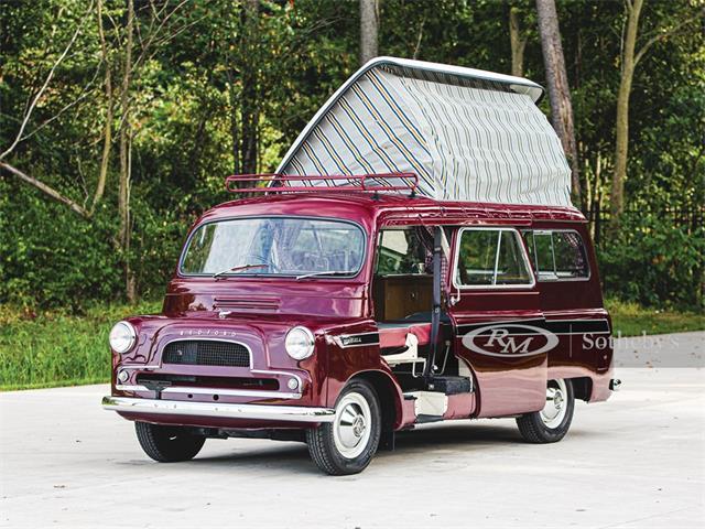 1961 Bedford CA Dormobile Caravan (CC-1334122) for sale in Elkhart, Indiana