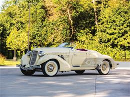 1935 Auburn Speedster (CC-1334126) for sale in Elkhart, Indiana