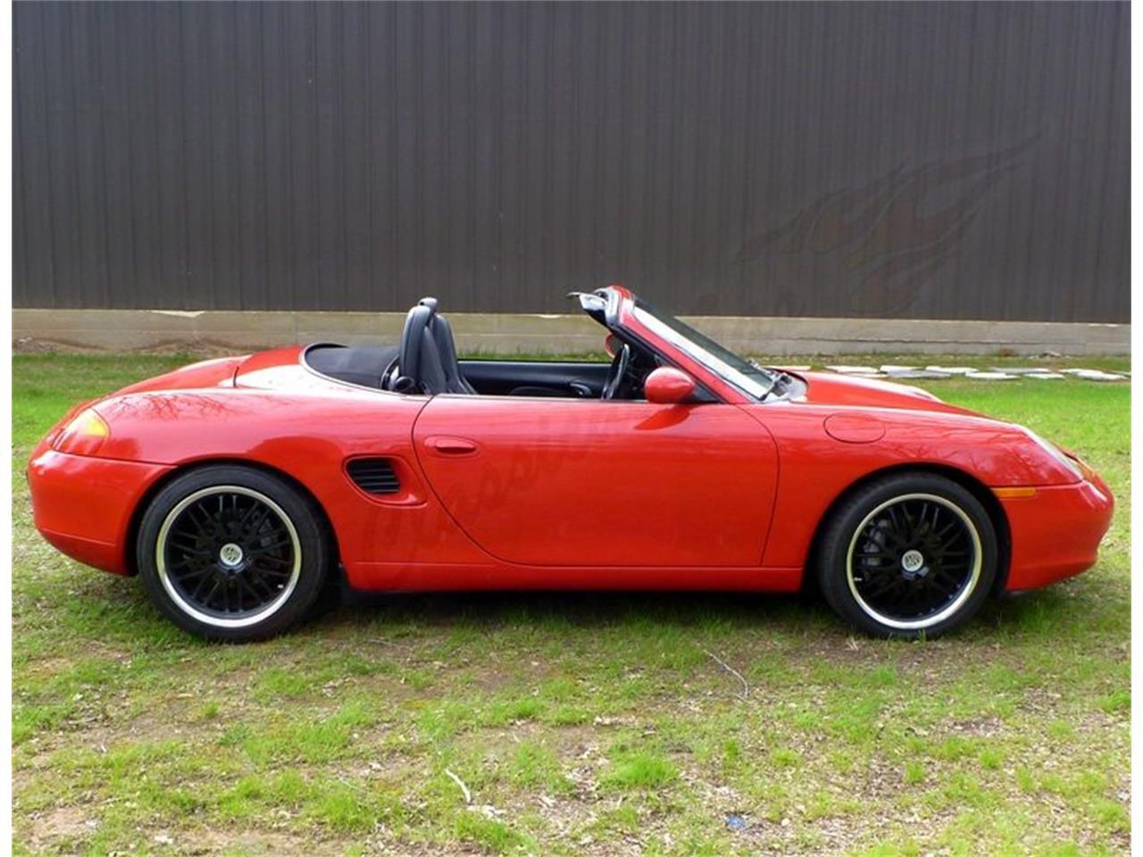 2000 Porsche Boxster (CC-1334127) for sale in Arlington, Texas