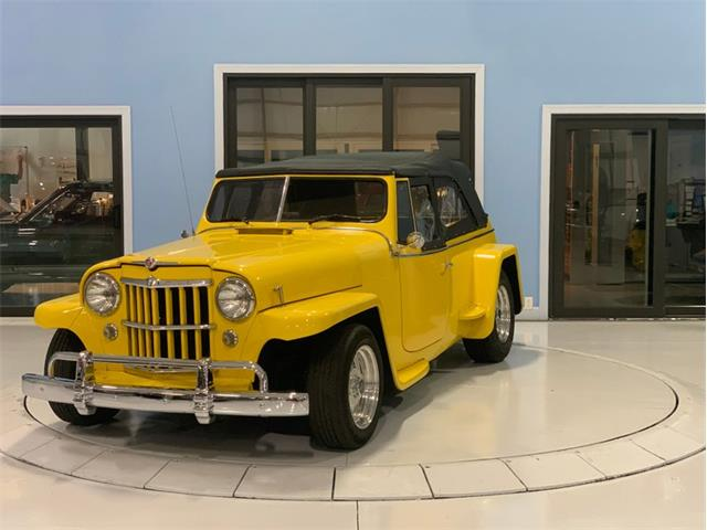 1948 Willys Jeepster (CC-1334135) for sale in Palmetto, Florida