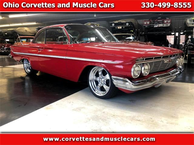 1961 Chevrolet Bel Air (CC-1334141) for sale in North Canton, Ohio
