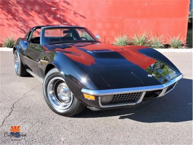 1971 Chevrolet Corvette (CC-1334151) for sale in Tempe, Arizona