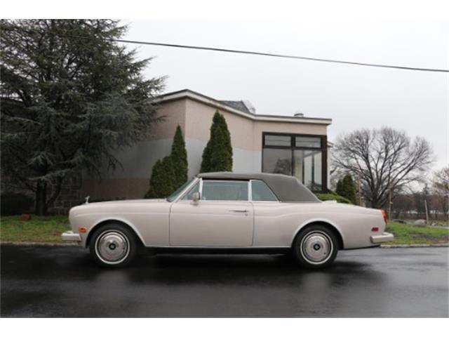 1988 Rolls-Royce Corniche (CC-1334157) for sale in Astoria, New York