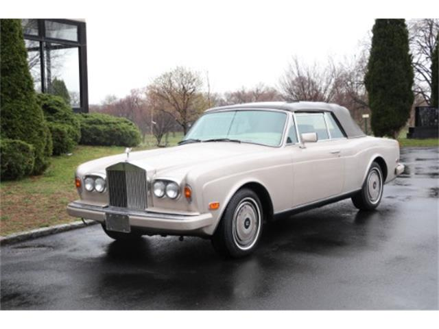 1988 Rolls-Royce Corniche (CC-1334157) for sale in Astoria, New York